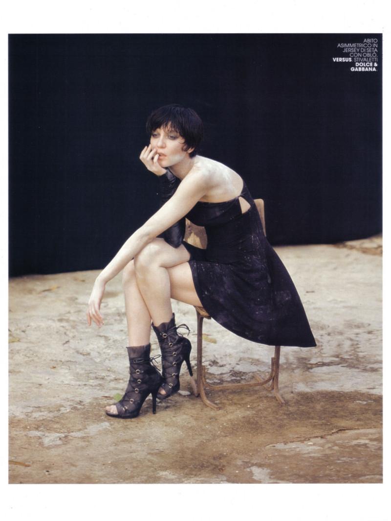 Photo of model Irina Lazareanu - ID 296482