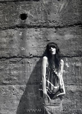 Photo of model Irina Lazareanu - ID 52021