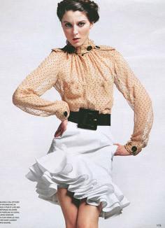 Photo of model Irina Lazareanu - ID 57097