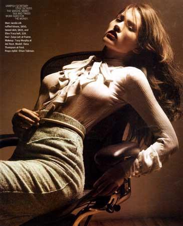 Photo of model Dana Thompson - ID 14678
