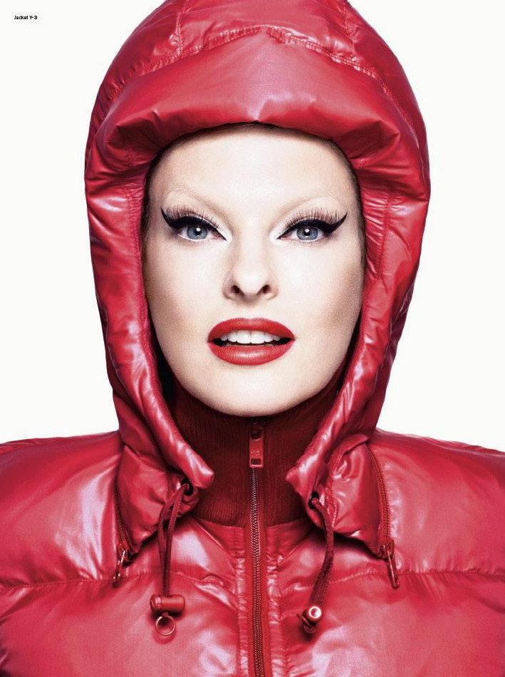 Photo of model Linda Evangelista - ID 212937