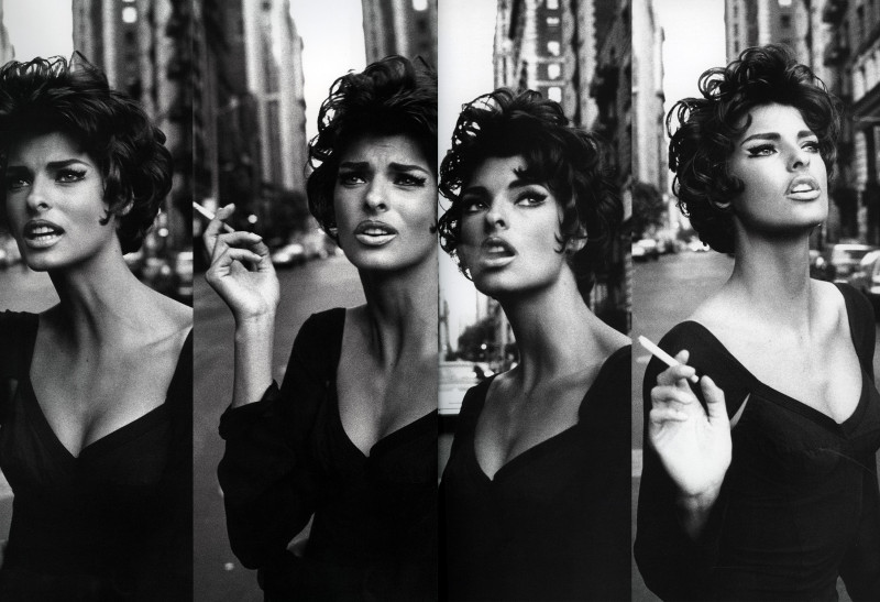 Photo of model Linda Evangelista - ID 257045