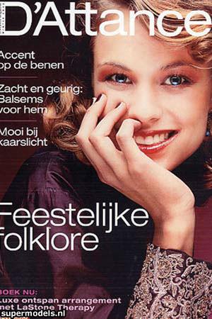 Photo of model Olga Hendriks - ID 307428