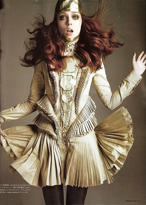 Coco Rocha - Photo - Fashion Model