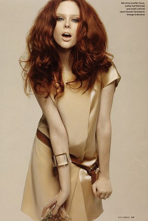 Photo of model Coco Rocha - ID 191984