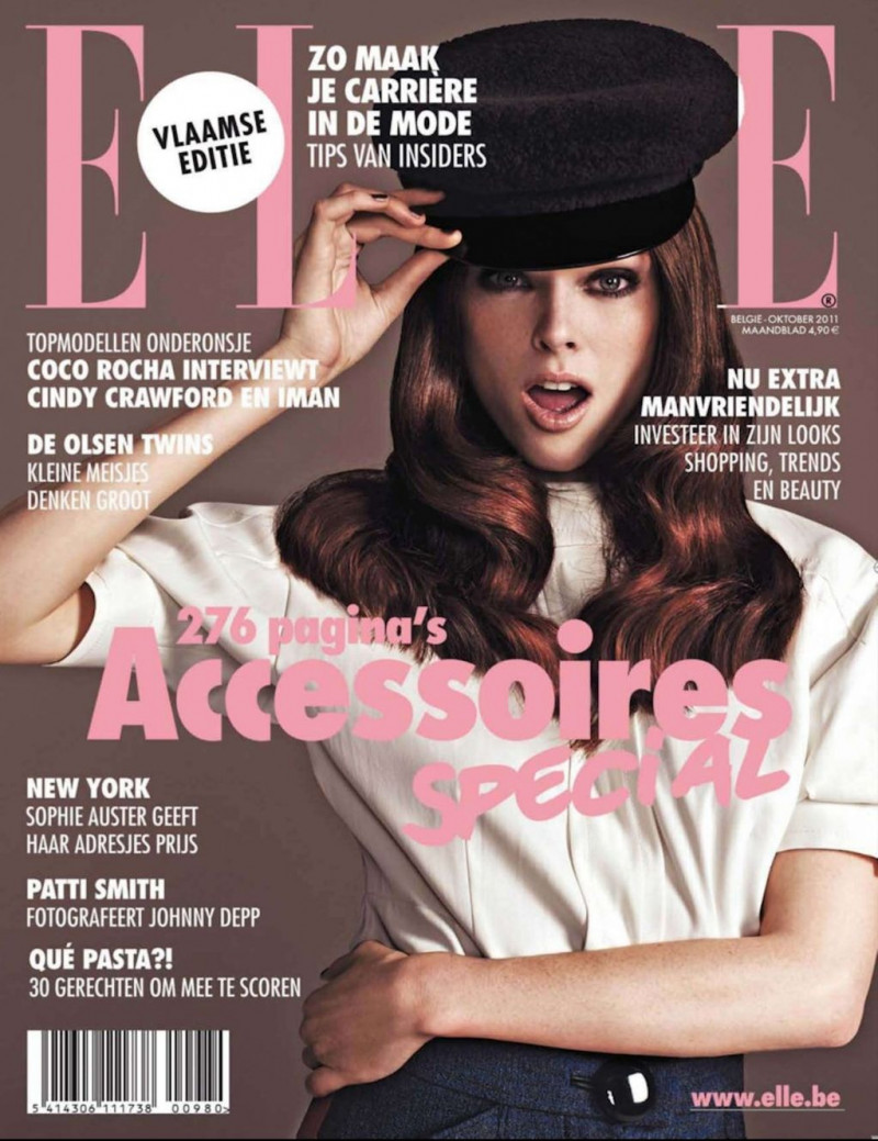 Photo of model Coco Rocha - ID 359631