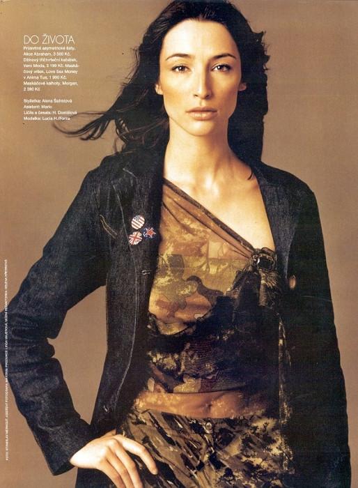 Photo of model Lucia Hablovicova - ID 52167