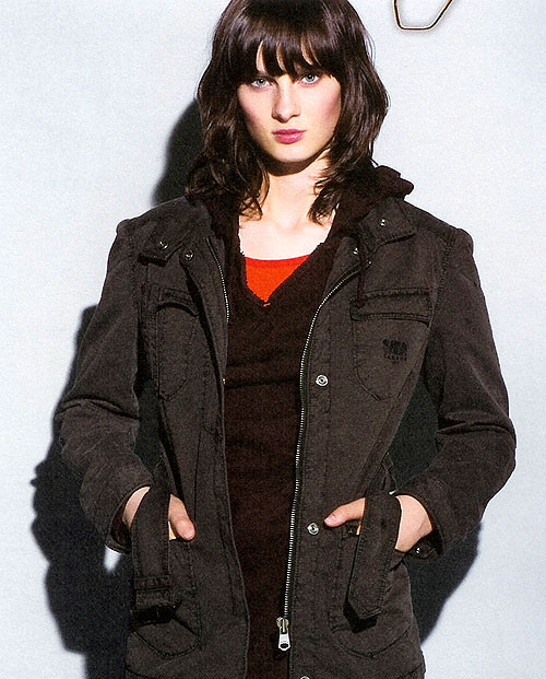 Photo of model Romana Vyhledalova - ID 146193