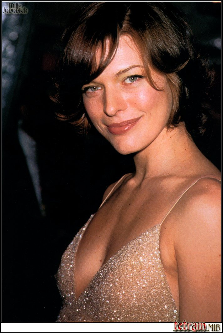 Photo of model Milla Jovovich - ID 45274