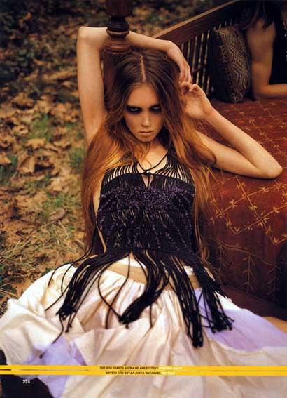 Photo of model Misha Dzurna - ID 8432