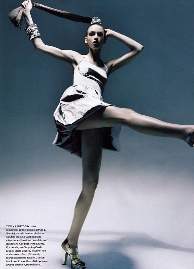 Photo of model Marla Boehr - ID 126091