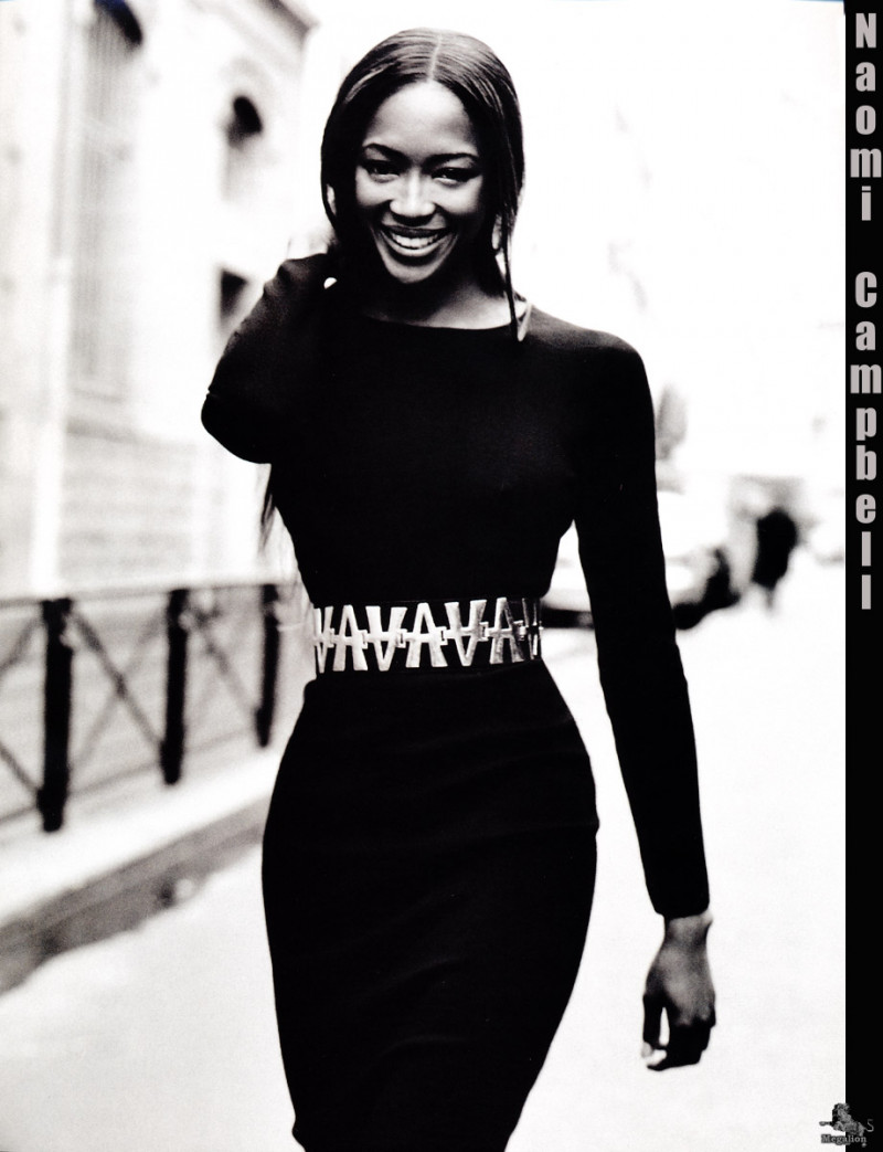 Photo of model Naomi Campbell - ID 45587