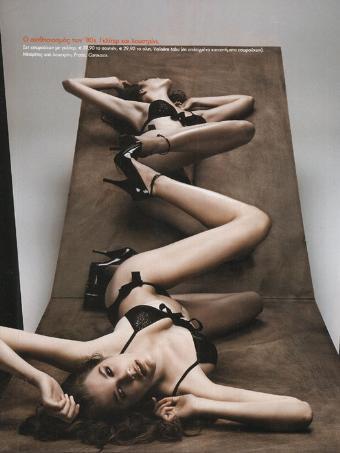 Photo of model Kirsten Varley - ID 328167