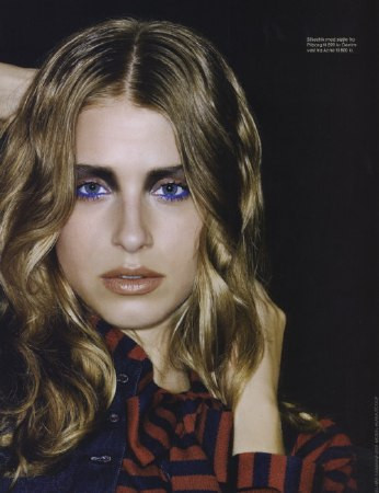 Photo of model Clara Samuelsson - ID 134859