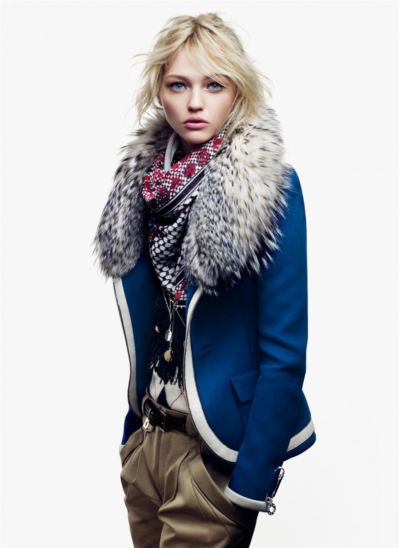 Photo of model Sasha Pivovarova - ID 216549