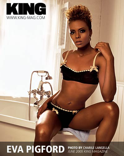 Photo of model Eva Marcille - ID 128332