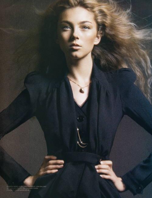 Photo of model Agnieszka Wichniewicz - ID 108773