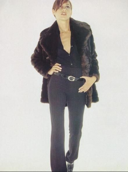 Photo of model Rosemary Ferguson - ID 197557