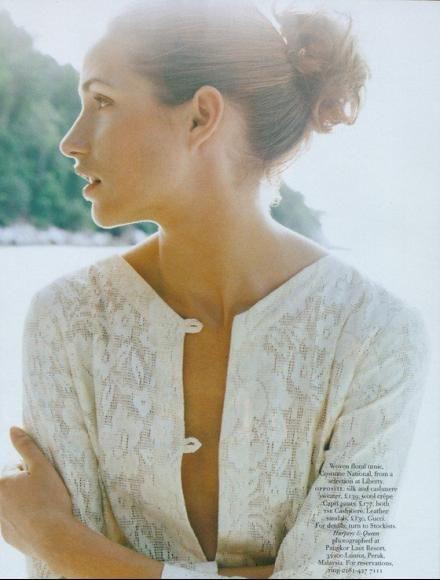 Photo of model Rosemary Ferguson - ID 197571