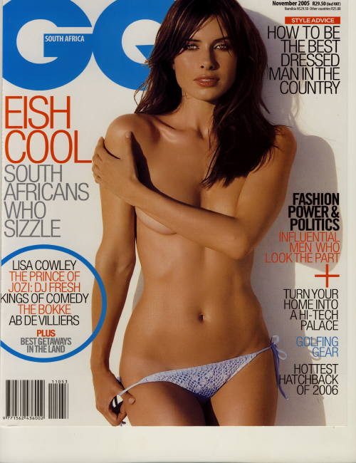 Photo of model Lisa Cowley - ID 117438