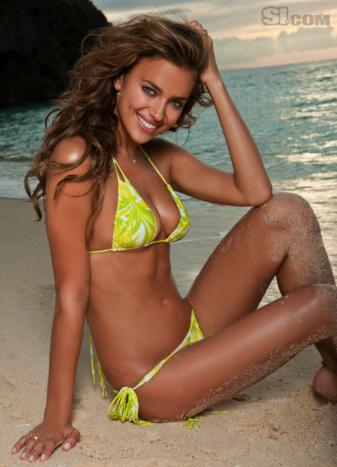 Photo of model Irina Shayk - ID 327140