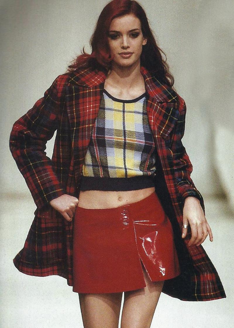 Photo of model Sibyl Buck - ID 548474
