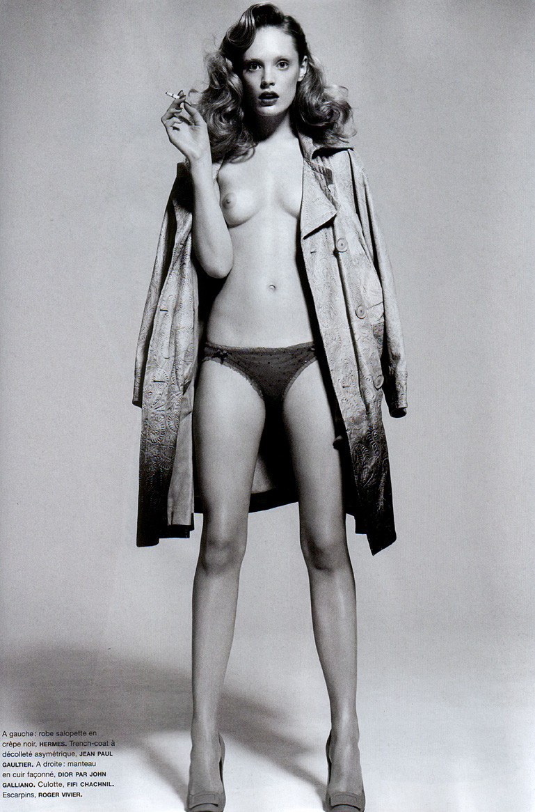 Photo of model Leah de Wavrin - ID 261872