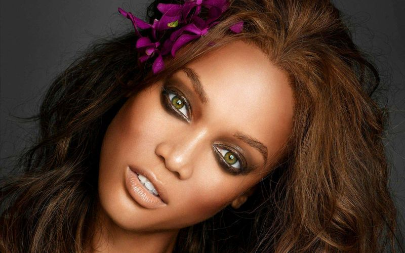 Tyra banks photoshoot 2018
