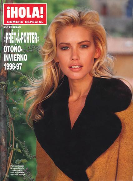 Photo of model Valeria Mazza - ID 360415