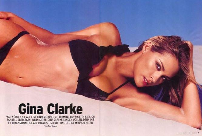 Photo of model Gina Clarke - ID 182900