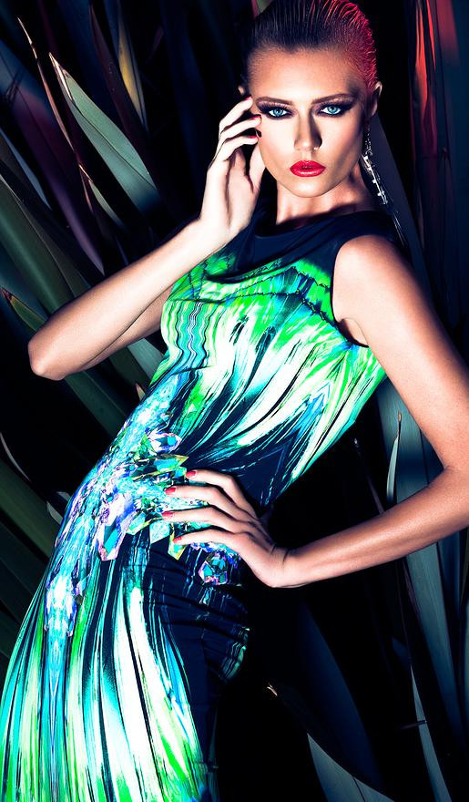 Photo of model Anastassija Makarenko - ID 456576