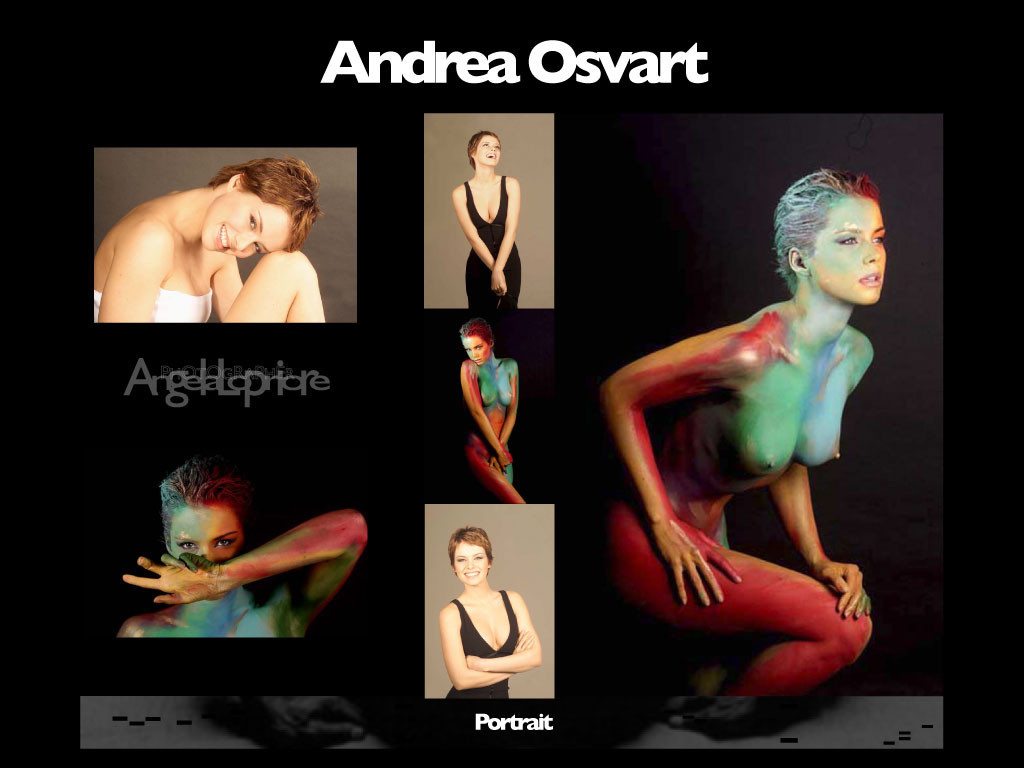 Photo of Andrea Osvart - High