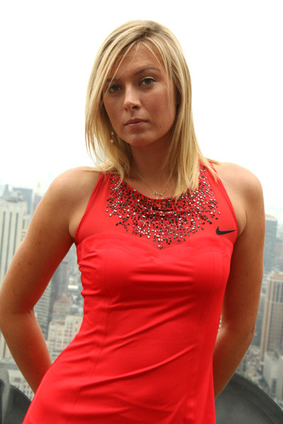 Photo of model Maria Sharapova - ID 115832