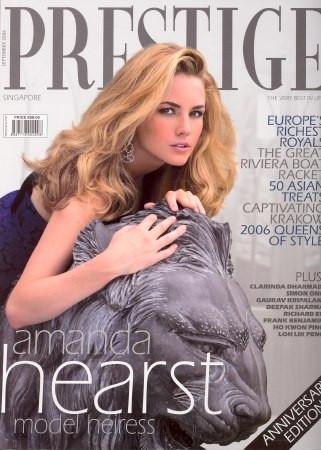 Photo of model Amanda Hearst - ID 81708
