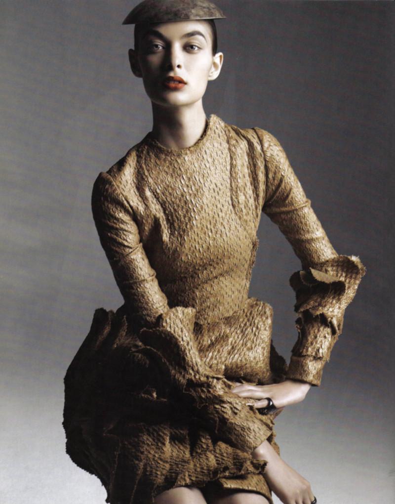 Photo of model Natalia Bogdanova - ID 120365