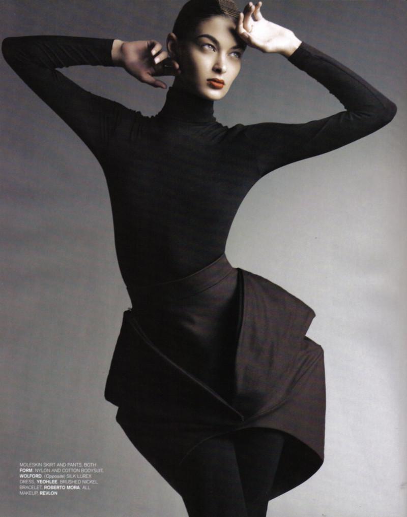 Photo of model Natalia Bogdanova - ID 120369