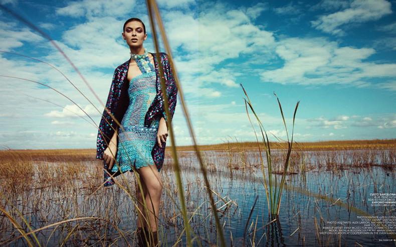 Photo of model Natalia Bogdanova - ID 287595