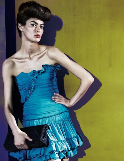 Photo of model Natalia Bogdanova - ID 287600