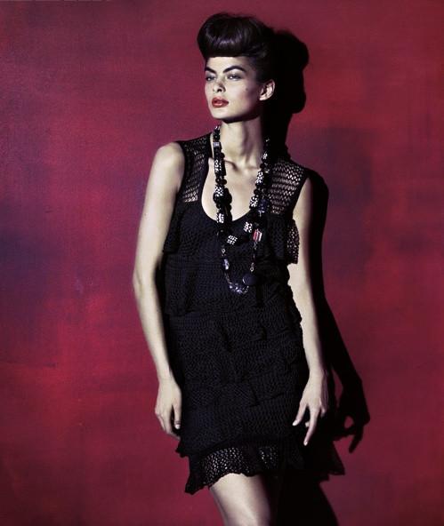 Photo of model Natalia Bogdanova - ID 287601