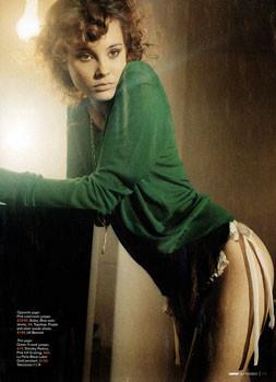 Photo of model Elizora Olivier - ID 84921