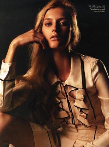 Photo of model Oxana Pautova - ID 85306