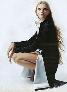 Photo of model Agata Buzek - ID 56657