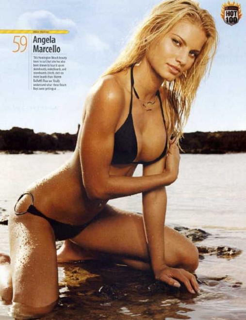 Photo of model Angela Marcello - ID 96124
