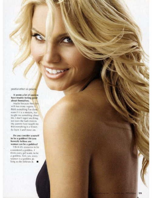Photo of model Angela Marcello - ID 96125