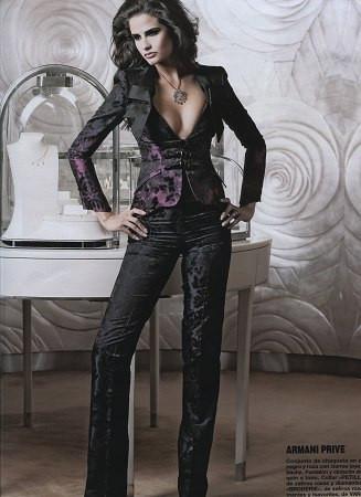 Photo of model Sandrina Bencomo - ID 154111