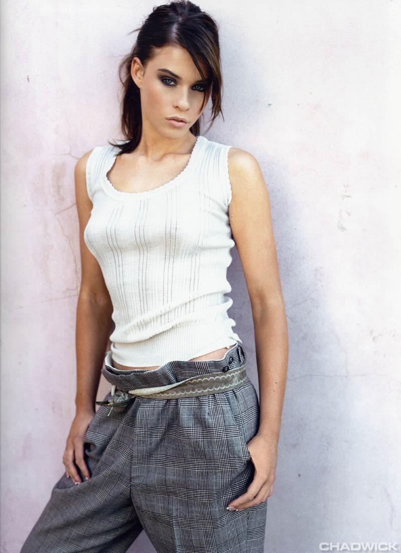 Photo of model Rebecca Frost - ID 107652