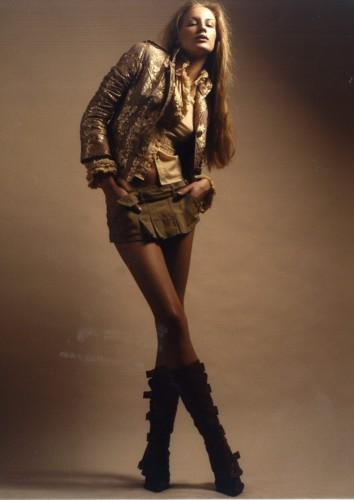 Photo of model Elena Egorova - ID 111863