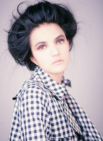 Photo of model Adelina Sharipova - ID 117574
