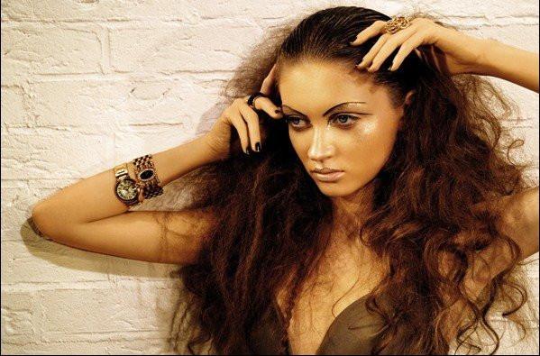 Photo of model Ksenia Gorban - ID 204628