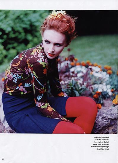 Photo of model Anne Brigg - ID 125733